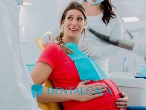 cuidados dentales durante el embarazo